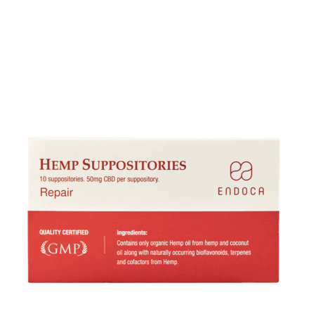 ENDOCA_Hemp_Suppositories_Box