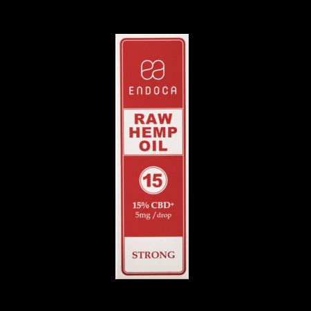 ENDOCA_Bottle_Raw_Hemp_Oil_Box_Front